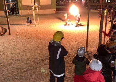 Fête de l'escalade 2018 de l'école de Chandieu
